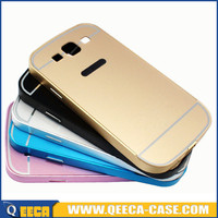 Metal bumper case with back cover for samsung galaxy s3,metal covers for galaxy s3