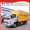 china supply new blasting equipment transportation van truck