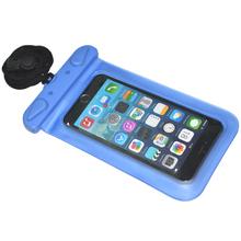 IP68 High Quality Neoprene Waterproof Headphone Bag Case