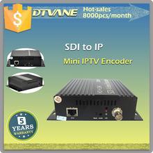 (DMB-8800A) Compact H.264 SDI IPTV Encoder SDI to RTMP Encoder With RTMP Authentication