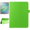 Alibaba China 2 Folding leather smart cover for Samsung Galaxy Tab S2 9.7 T815 tablet case