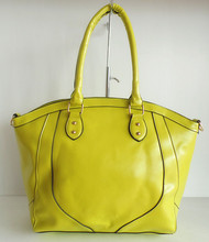 oil PU leather bag wholesale in China