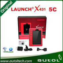 2015 Professional Original LAUNCH X431 5C Same With X431 V Wifi/Bluetooth Tablet Full System Car Diagnostic Tool