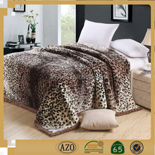 Super quality fashion 100% polyester blanket