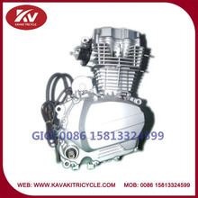Powerful air-cooled gasoline 4-stroke cg200 motorcycle engine for tricycle