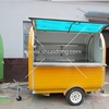 2015 Multi-Purpose Steel Fast Food Shopping Container House