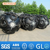 Pneumatic Rubber Fender for dock with CCS and ISO 17357