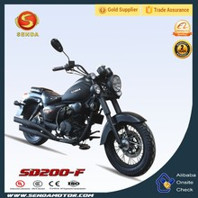 Custom 200CC/250CC New Luxury Chopper Motorcycle SD200-F