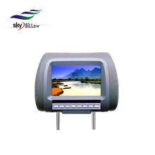 2015 brand new mini TV for car back seat,7'' mini lcd car dvd player