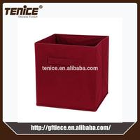 brand stock clothes nonwoven product storage boxes & bins for wholesales