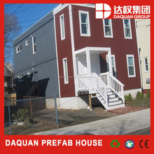 2015 Hot seller Daquan brand Low cost container house for general living reducing the transportation cost with CE ,ISO