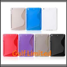 TPU Gel Back Cover Case Protect for iPad Mini Retina