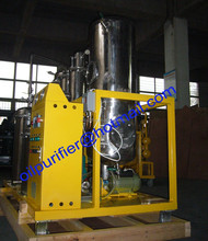 Stainless-steel used hydraulic oil recycling plant, Lubricants Oil Renewable System