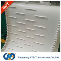 9mm snakeskin PVC conveyor belts for ceramics polishing