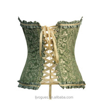 Shaping Waist Overbust Corset with Highest Quality
