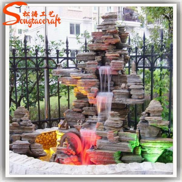 Decorative Stone Garden Fountains Garden Stone Water Fountain Cheap