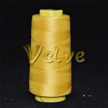 low melting core spun polyester