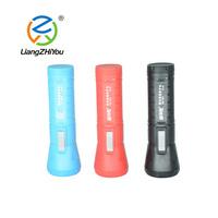 Practical LED flashlight led rechargeable flashlight