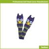 Knitted Owl Head Cover Cute Animal Golf Club Head Cover