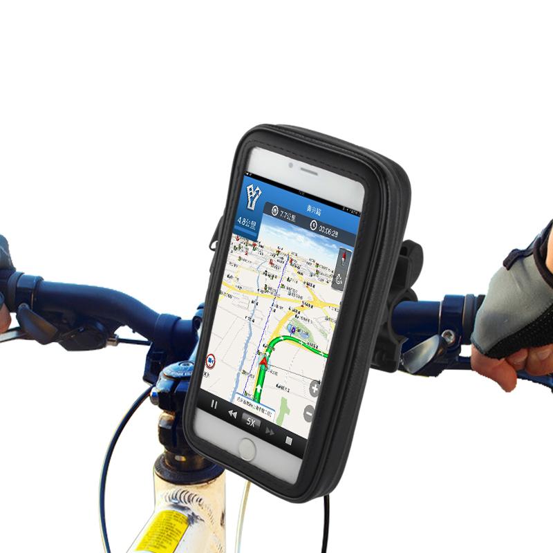 2014 Factory waterproof case Hot bike IP6 waterproof bag phone accessories for samrtphone,GPS,MP4