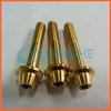 China manufacturer high quality titanium fastener titanium screws