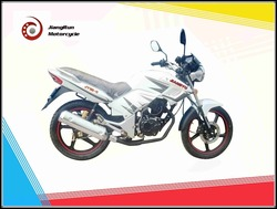 Two wheels and Single-cylinder 150cc Tiger 2000 street motorcycle /street bike on sale