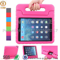 Hot selling high quality EVA handle hold protective protect case for iPad 2/3