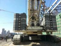 Demag crawler crane 500 ton for sale , CC2500