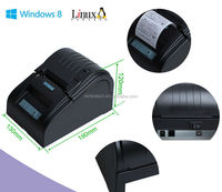 Used for POS system 58mm pos thermal receipt printer-R5890T