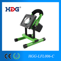 new technology product in china led flood light 10w rechargeable led flood light Portable light
