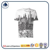 Custom simple self design print t-shirt