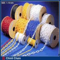 High quality high strength plastic chain, plastic link chain,plastic chain cover