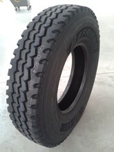 on and off road truck tyre used with excellent driving performance, rig-lub pattern design for popular used