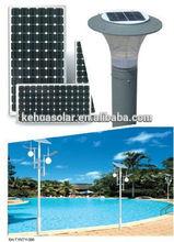 mono panel solar y módulo de energía solar