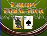 Happy Black Jack poker game board