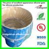 The price of excellent appearance silicone gum for silicone production