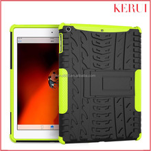 Guangzhou factory direct sell 3 in 1 armor wholesale custom for ipad case