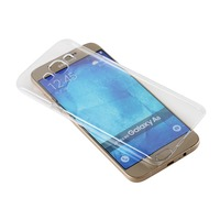 Hight quality imported PC material Clear mobile phone case for Samsung A8