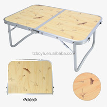 Wide Mini Table Aluminium Portable Foldable Camping Outdoor