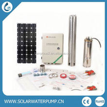 China low price solar water pump, Centrifugal Submersible Pump, Solar Submersible Pump