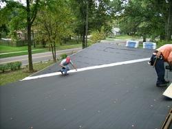 Asphalt roofing felt paper D4869 15#