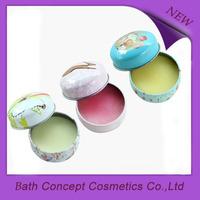 Eco-Butter Lip Balm Container/Safe Lip Balm