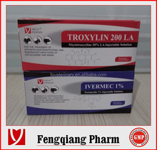 Oxytetracycline Injection 5% veterinary vaccines