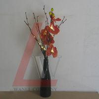 Decor lights, LED christmas light, LED bouquet lights w/ vase, GS, CE, RoHS