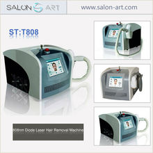 2015 Commercial salon use portable laser hair removal