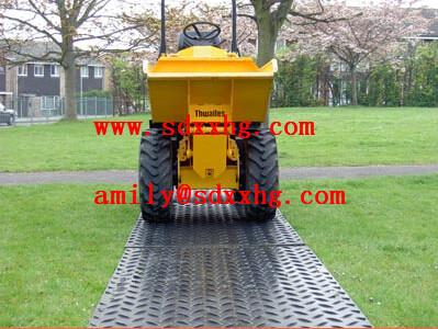 Grande taille en plastique uhmwpe hdpe ou de protection du sol thickenss 10mm- 100mm
