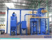 automitic industry used and sandblasting machiney type