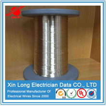 Litz wire/silver wire enameled for loudspeaker voice coils