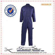 Sunnytex TC Twill Working Clothes All Seasons Adult Overall For Pilot