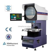 Plastics profile inspection optical comparator
